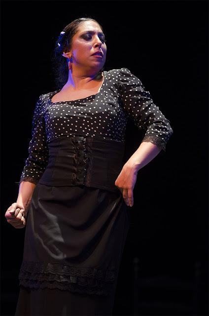 Fuensanta 'La Moneta' - Suma Flamenca - Teatros del Canal (Madrid) - 13/6/2012