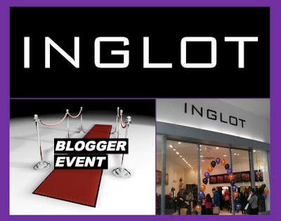 INGLOT Bloggers Event Limerick