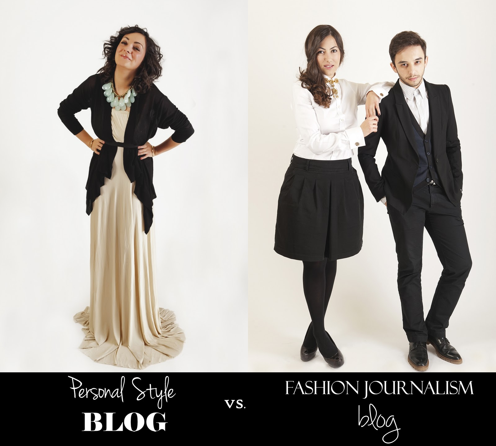 Personal Style Blog Vs Fashion Journalism Blog