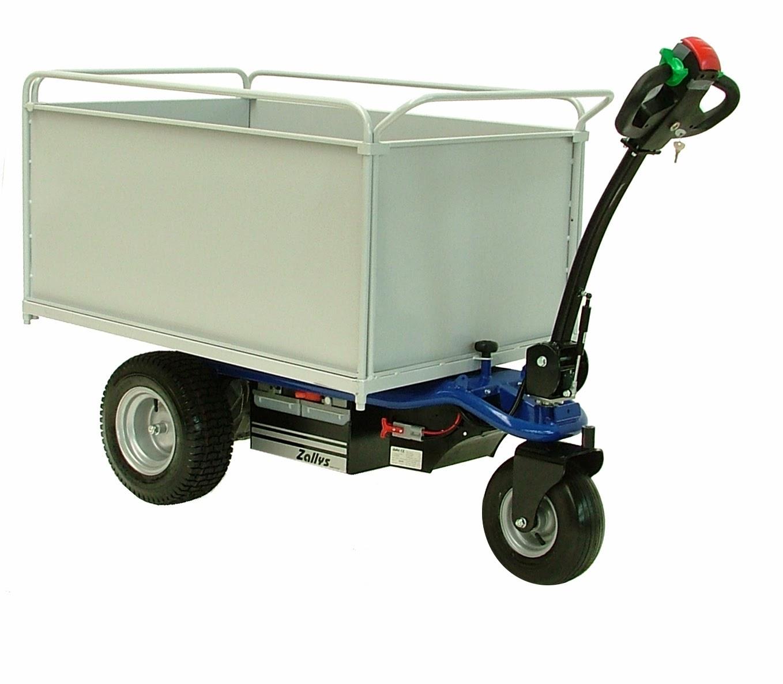 Powered Cart Motorized Trolley Zallys Ht