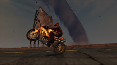 Fuel 2009 Game Screenshots