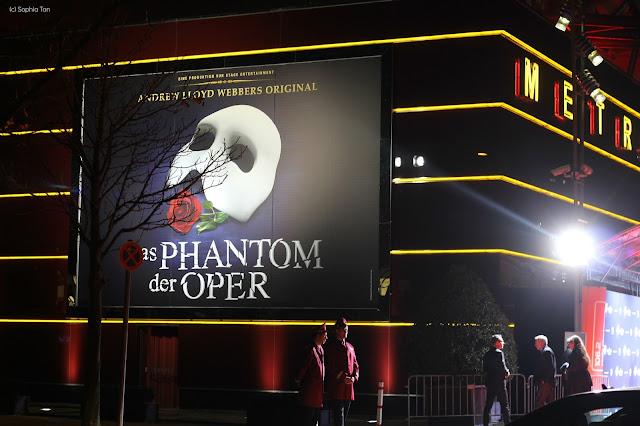 Das Phantom der Oper – Premiere
