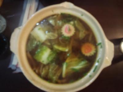 My Maginhawa Foodie Diaries: Red Hana, Sushi Restaurant, Matalino St - Quezon City