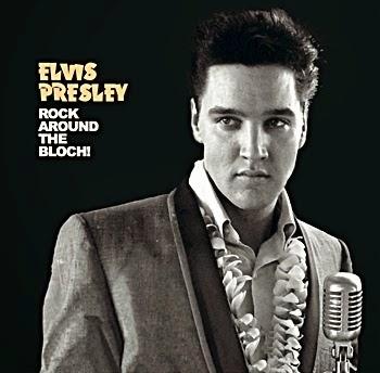 Download Elvis Presley Rock Around The Bloch 2015 Book Rock Around The Bloch  cover
