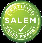 Certified Salem™ Sales Expert