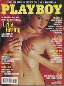 Leila Gesing - Playboy 1994