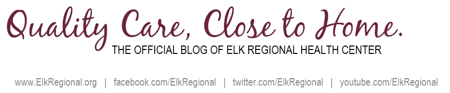 Elk Regional's Official Blog
