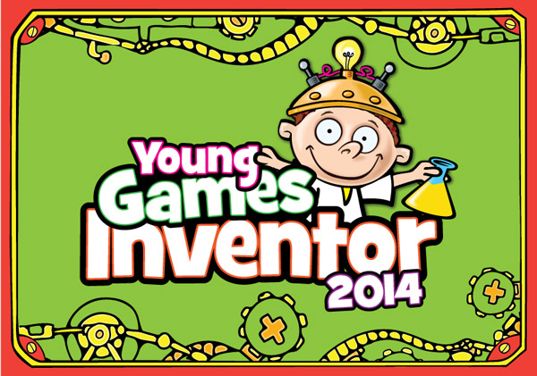 Young Games Inventor of the Year 2014