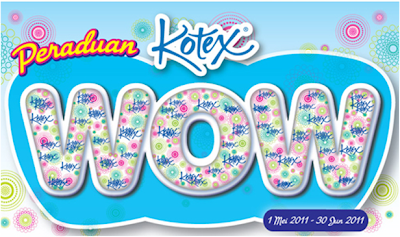 Kotex 'Wow' Contest