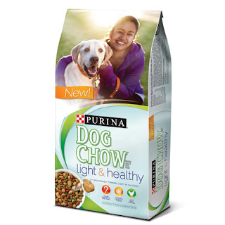 Free Purina Dog Chow Light & Healthy Food Sample
