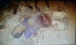 Homem natural de Olho D'Água do Casado sofre  tentativa de homicídio na Bahia