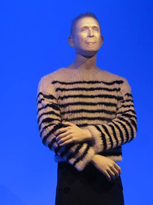 Gaultier talks to you