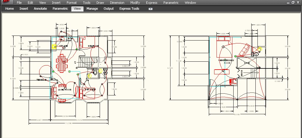 Autocad Online: Auto-CAD Electrical and Power Layout