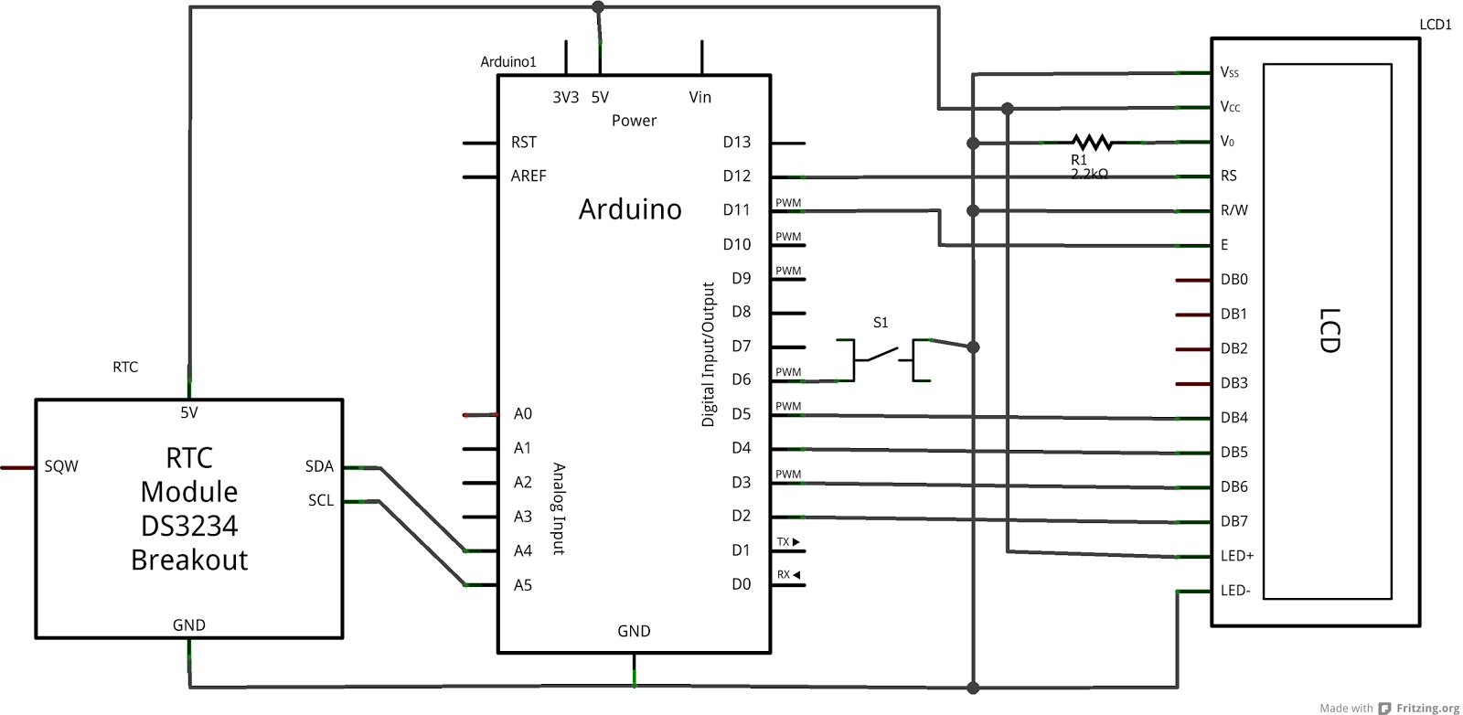 Gammon Forum : Electronics : Microprocessors : Power