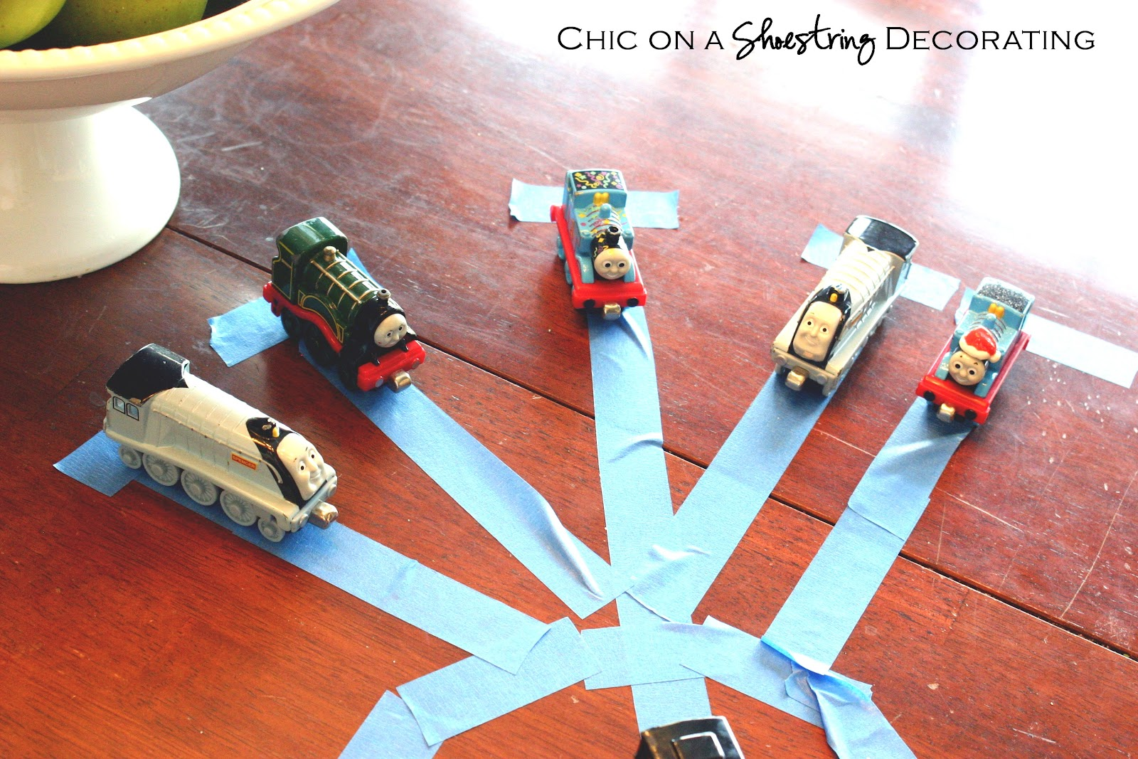 Chic On A Shoestring Decorating How To Make Your Own