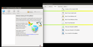 virtualbox dan multisystem
