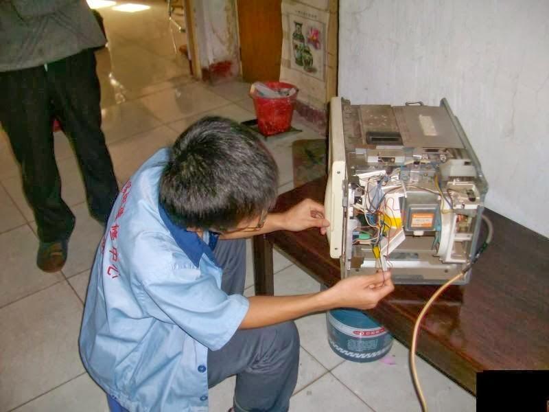 Sửa lò vi sóng panasonic