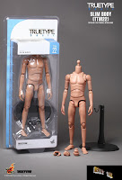 IN STOCK Hot Toys 1/6 scale TTM 22 Slim body