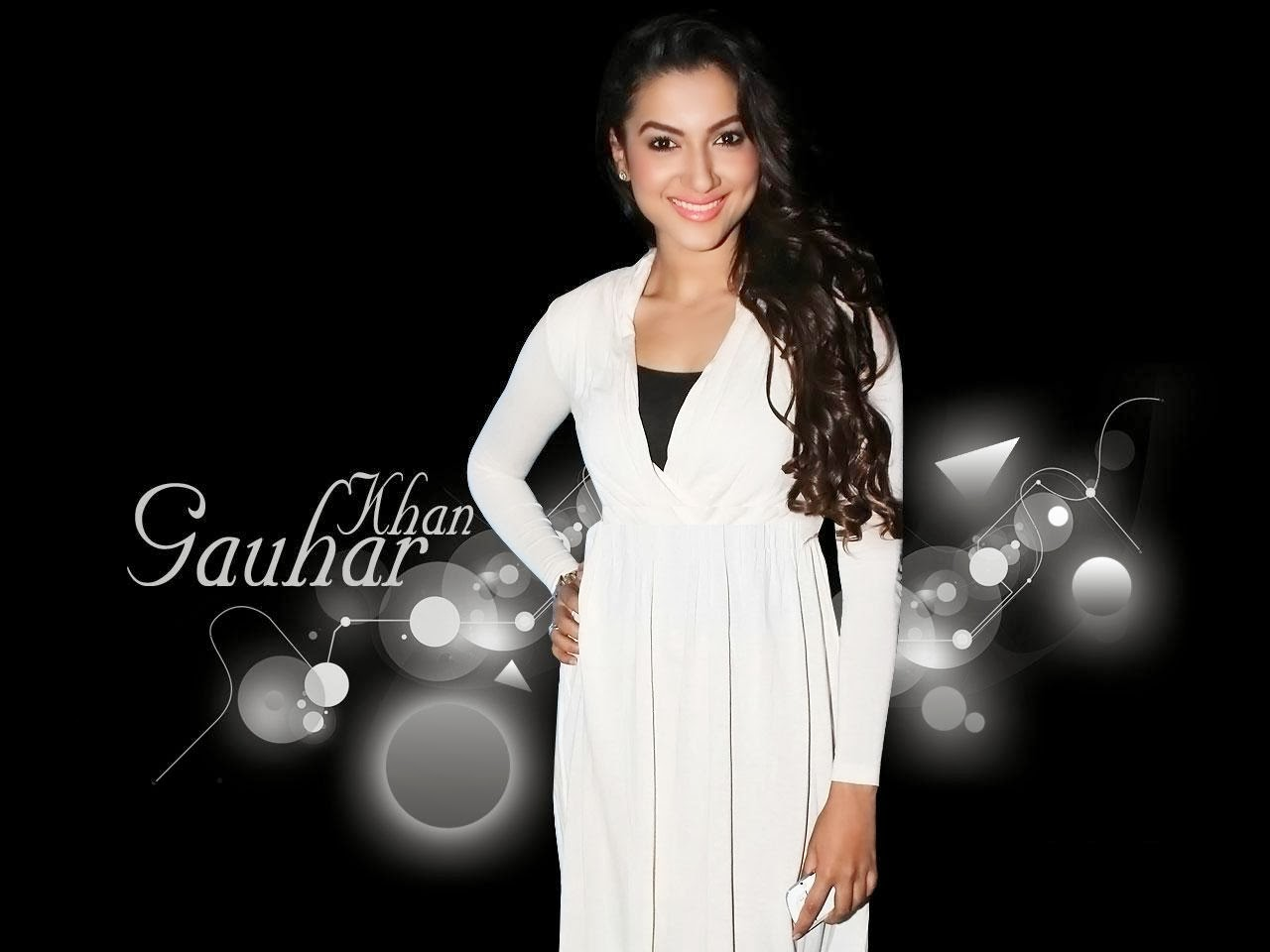 gauhar khan wallpapers - photo #13