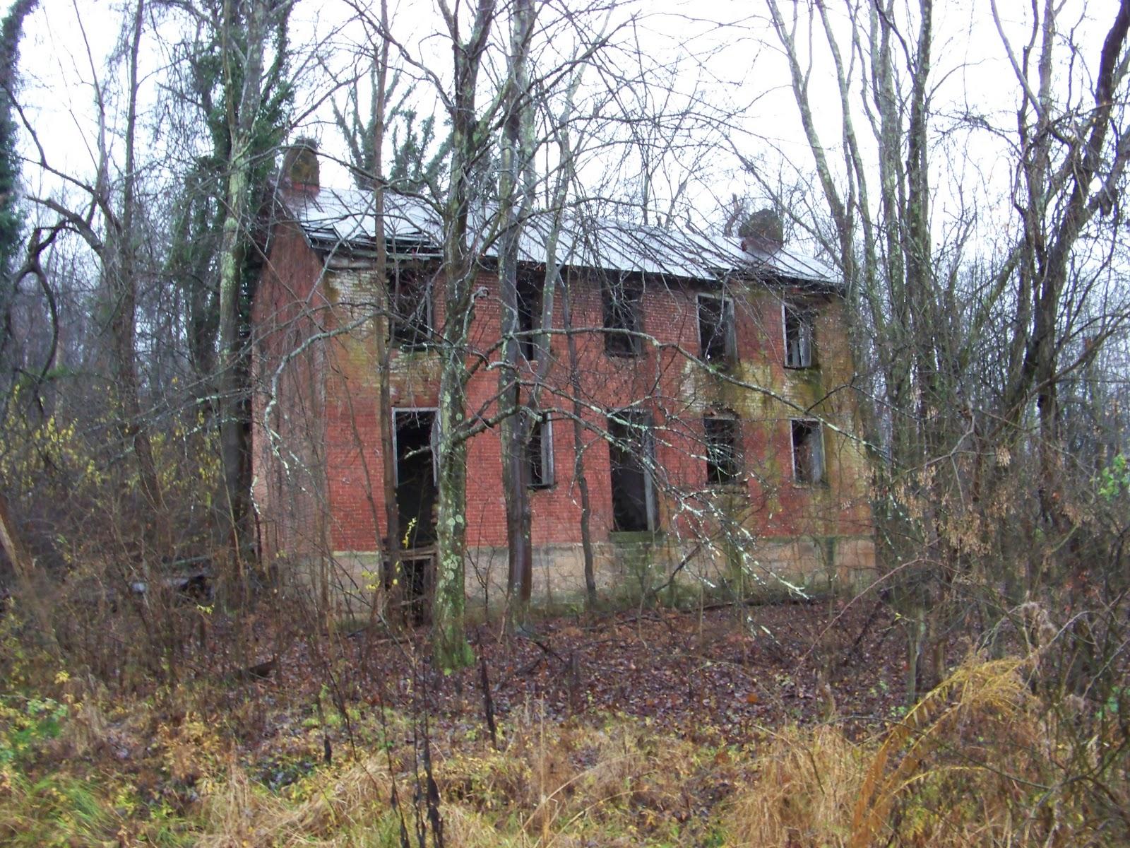 swpa rural exploration abandoned crago house carmichaels pa