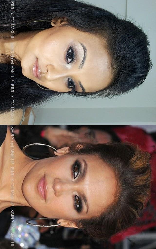 Jennifer Lopez Inspired Makeup
