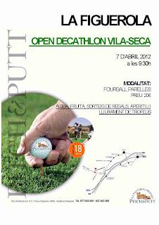 Torneig Decatholn en La Figuerola P&P
