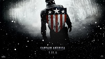 #5 Captain America Wallpaper