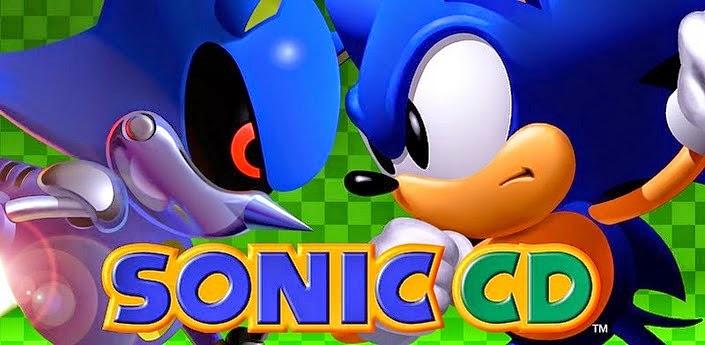 Download Sonic CD Apk + Data
