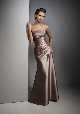 Bridesmaid Gown Style
