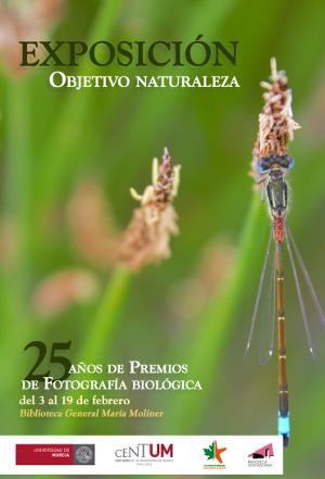 """Exposición: """"objetivo naturaleza""""."""