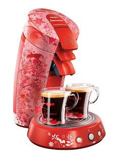cafetera philips senseo edicion especial