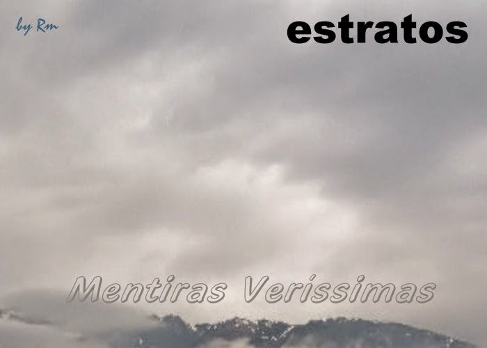 Nuvens estratos ou stratus (St) - baixas e estratiformes