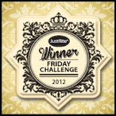 Winner of JustRite Friday Challenge #071 :)