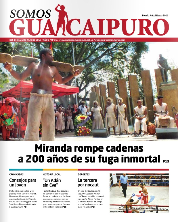 Somos Guaicaipuro 16