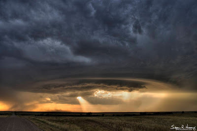 grayling jewelry, Sean R Heavey, supercell thunderstrom
