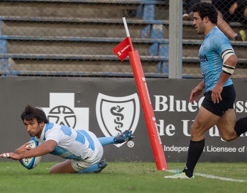 Los Pumas derrotaron a Uruguay