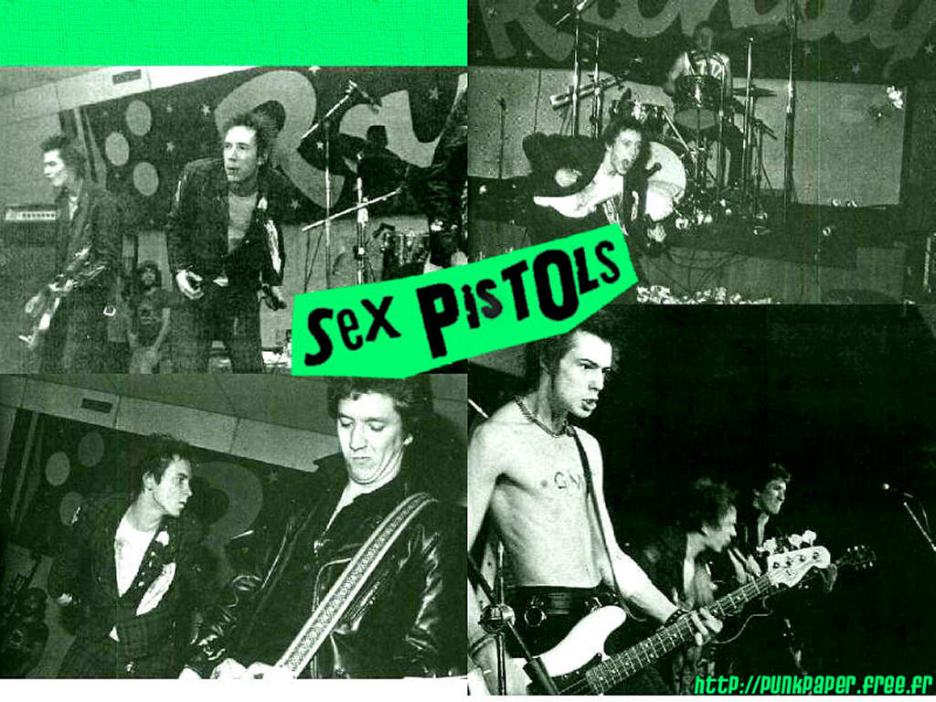sex pistols wallpaper