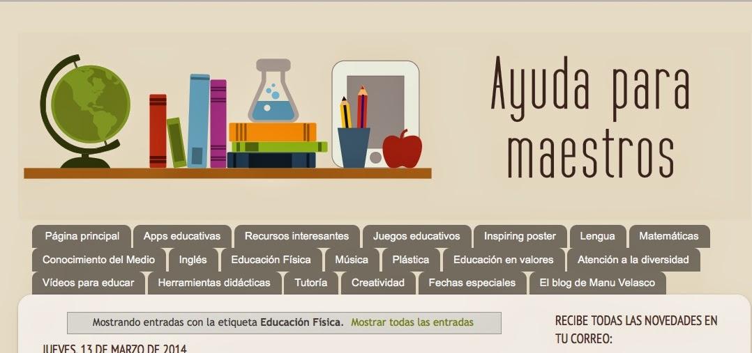 http://ayudaparamaestros.blogspot.com.es/search/label/Educaci%C3%B3n%20F%C3%ADsica