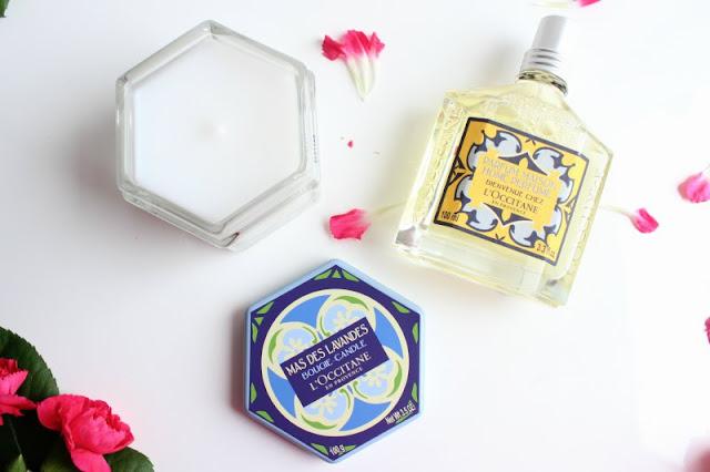 New L'Occitane Home Fragrances