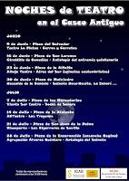 Los sábados desde el 9 de junio al 28 de julio de 2012 en distintas plazas del Centro de Sevilla