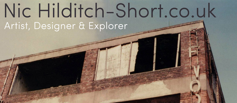 Nicola Hilditch-Short. Graphic Explorer