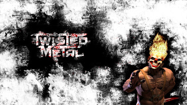 #11 Twisted Metal Wallpaper