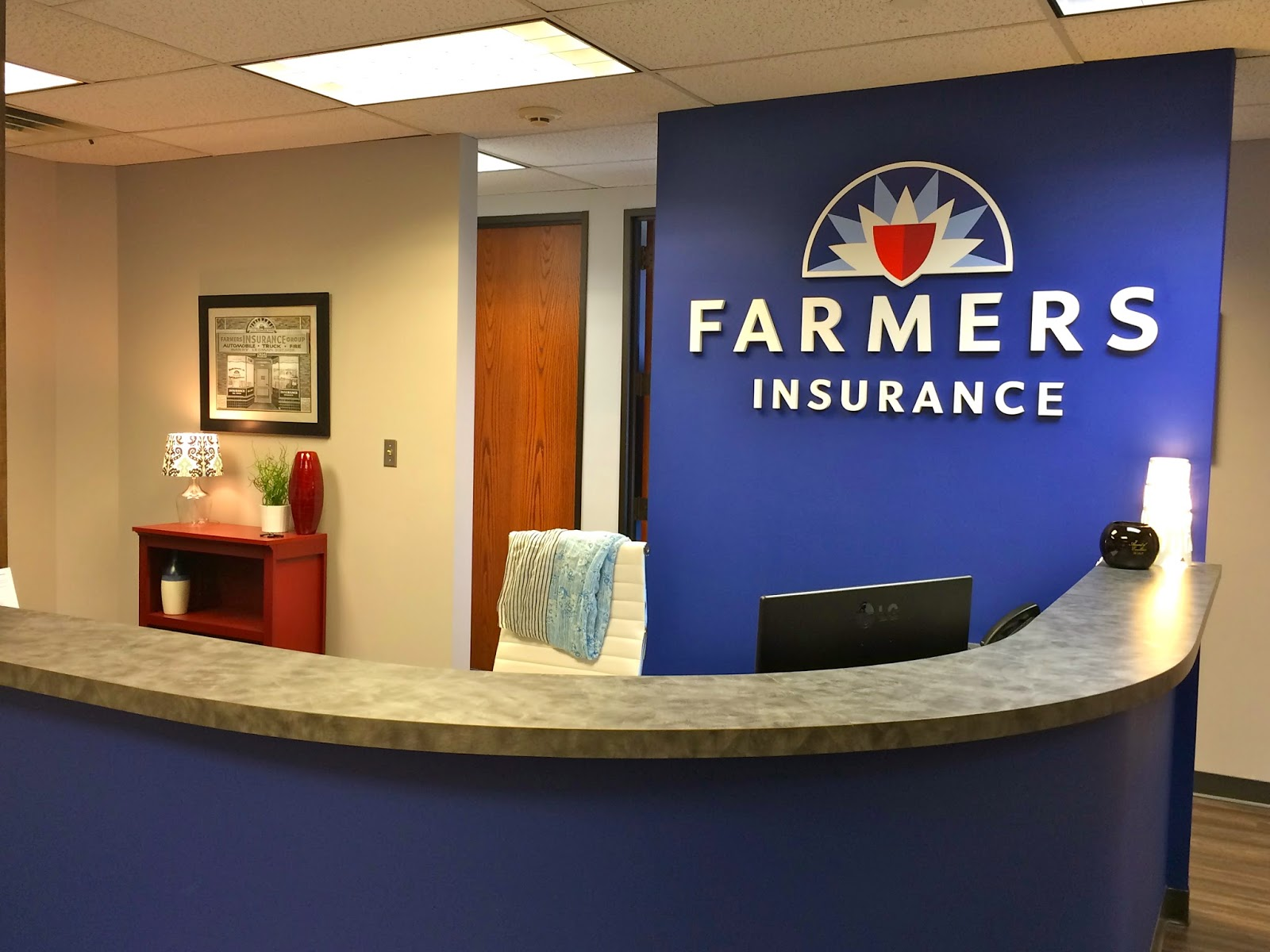 Farmers insurance district office affordable car insurance for Decor agency