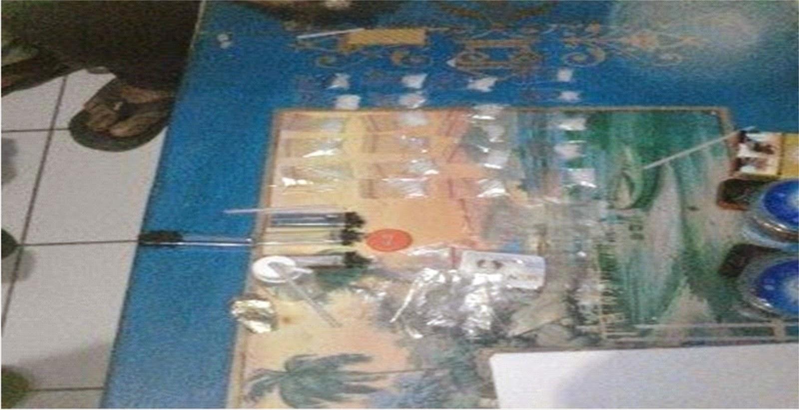 Ditemukan 20 Paket Sabu di Rutan Bima