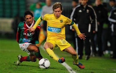 Paços de Ferreira na Liga dos Campeões e Sporting fora da Europa