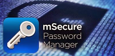 mSecure - Password Manager v3.5.2 Apk Download