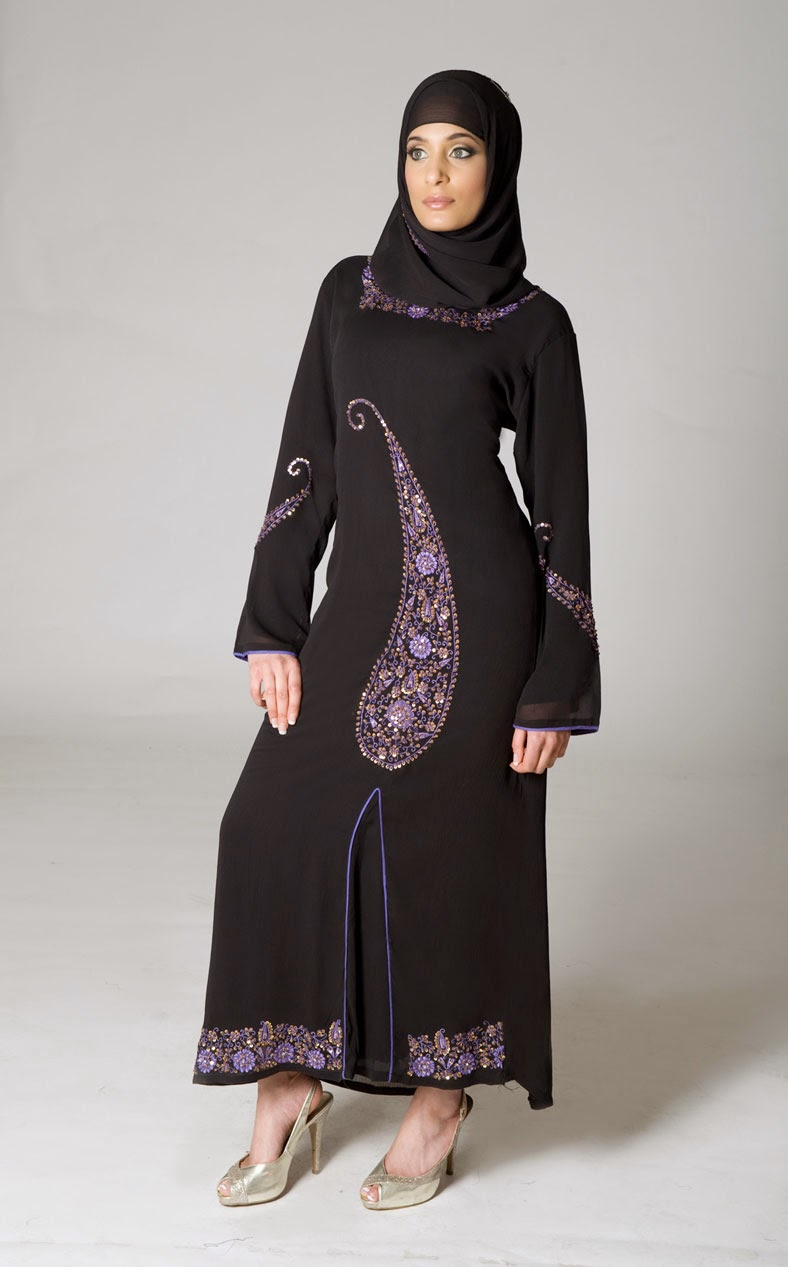 Only Islam Save Our Soul: Dress Code of Muslim womens
