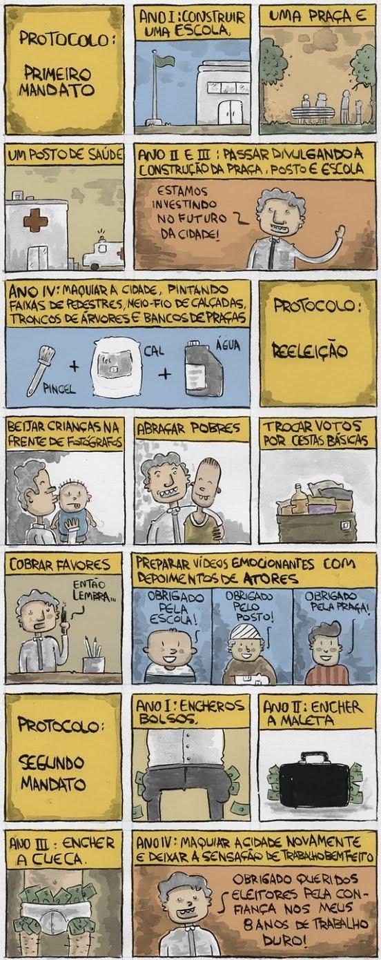 POLÍTICOS...