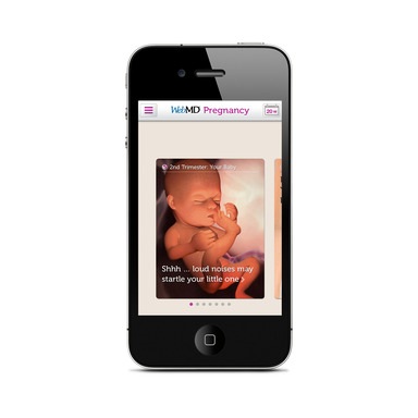 best pregnancy app for apple iphone