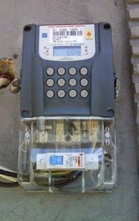 Cara menghemat listrik - meteran listrik pulsa